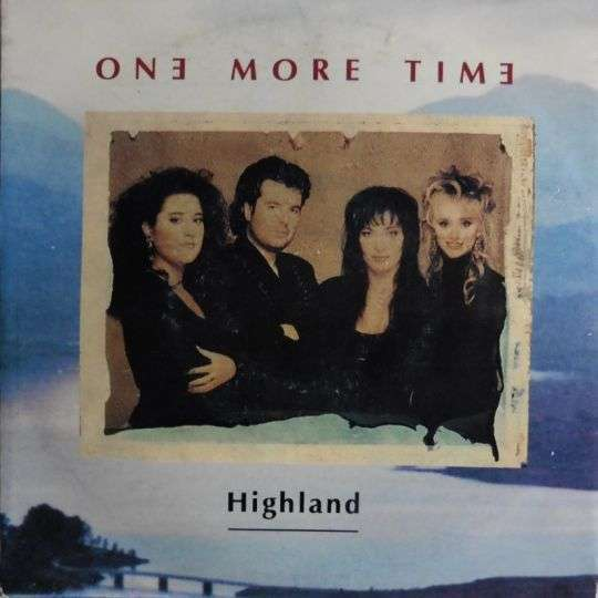 Coverafbeelding One More Time - Highland