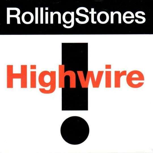 Coverafbeelding Highwire - Rolling Stones