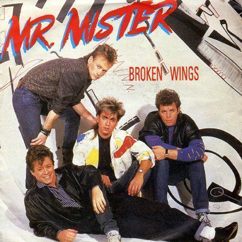 Coverafbeelding Broken Wings - Mr. Mister