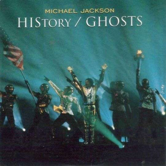 Coverafbeelding Michael Jackson - HIStory/ Ghosts