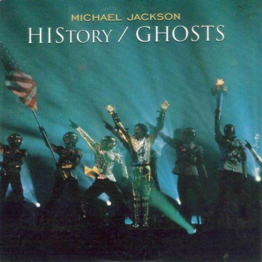 Coverafbeelding Michael Jackson - HIStory/ Ghosts