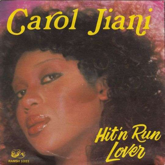 Coverafbeelding Carol Jiani - Hit 'n Run Lover