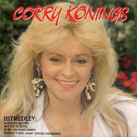 Coverafbeelding Hitmedley - Corry Konings
