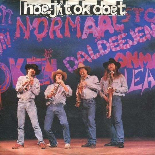 Coverafbeelding Hoe-J 't Ok Doet - Normaal