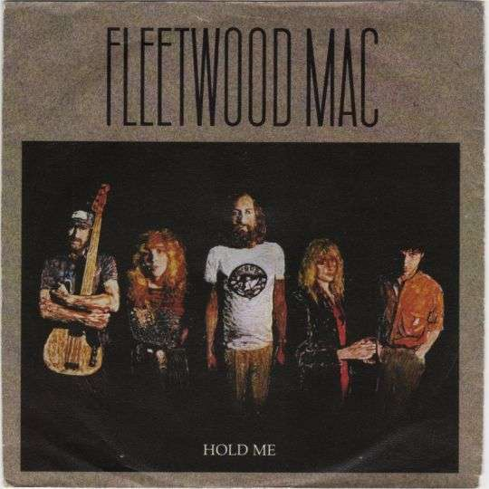 Coverafbeelding Hold Me - Fleetwood Mac