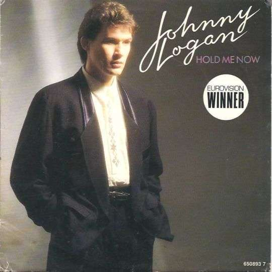 Coverafbeelding Johnny Logan - Hold Me Now