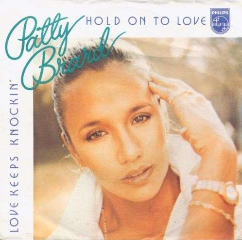 Coverafbeelding Patty Brard - Hold On To Love