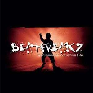 Coverafbeelding BeatFreakz - Somebody's Watching Me
