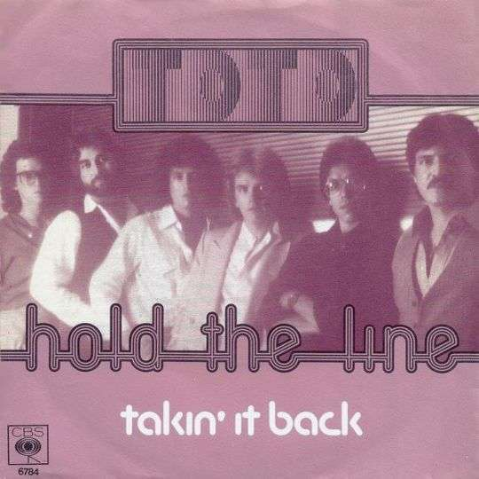 Coverafbeelding Toto - Hold The Line