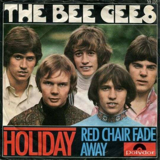Coverafbeelding The Bee Gees - Holiday