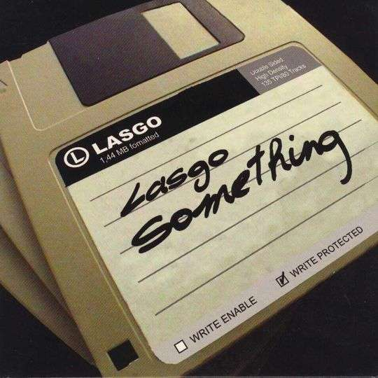 Coverafbeelding Something - Lasgo