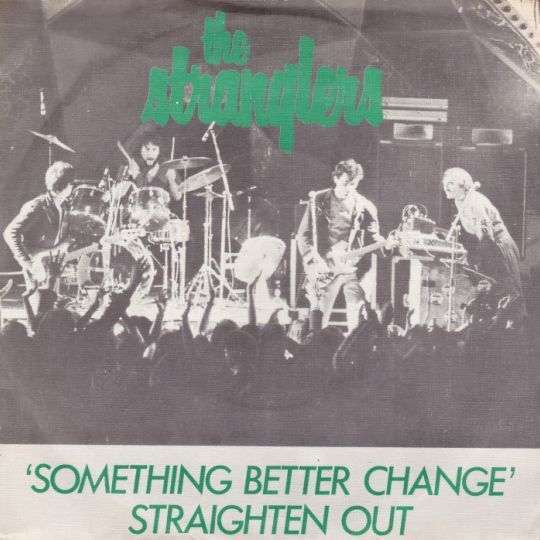 Coverafbeelding Something Better Change - The Stranglers
