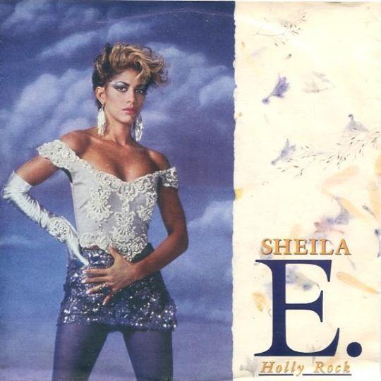 Coverafbeelding Holly Rock - Sheila E.