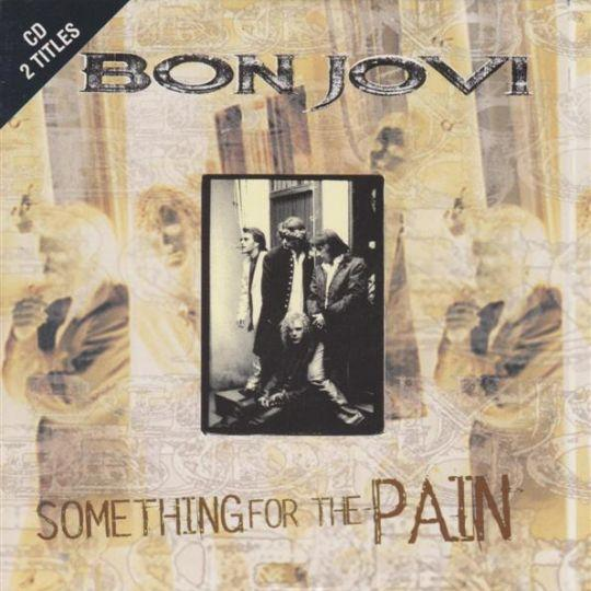 Coverafbeelding Something For The Pain - Bon Jovi