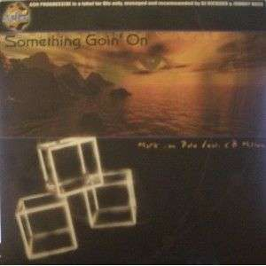 Coverafbeelding Mark Van Dale featuring CB Milton - Something Goin' On