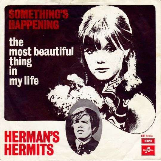 Coverafbeelding Something's Happening - Herman's Hermits