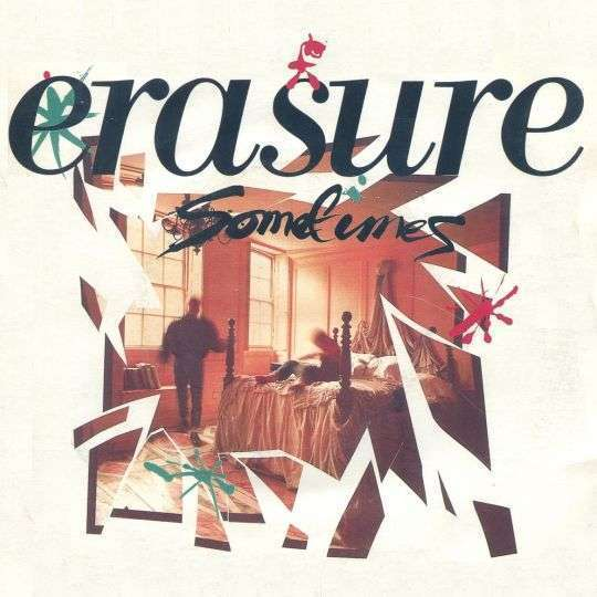 Coverafbeelding Sometimes - Erasure