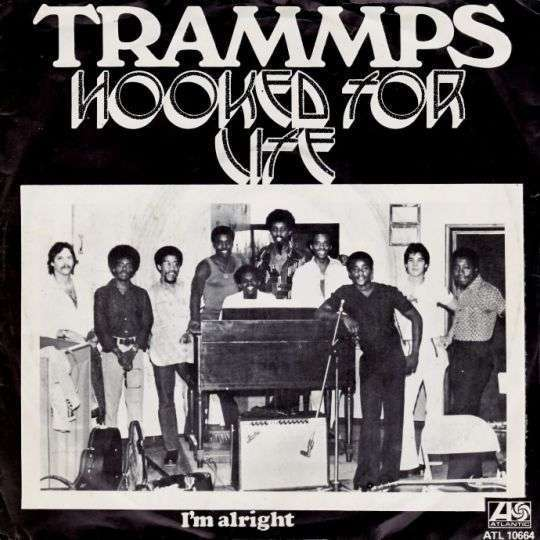 Coverafbeelding Hooked For Life - Trammps