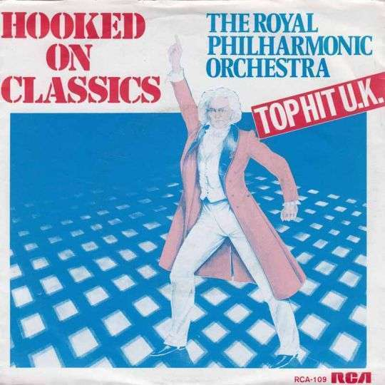 Coverafbeelding The Royal Philharmonic Orchestra - Hooked On Classics