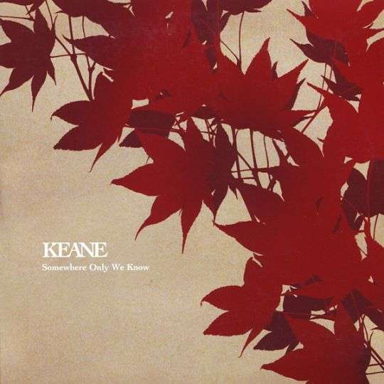 Coverafbeelding Somewhere Only We Know - Keane