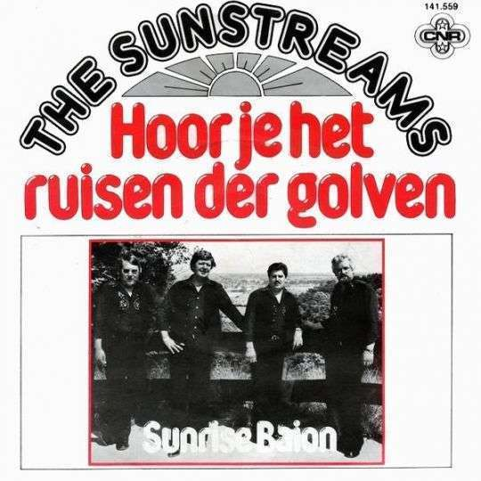 Coverafbeelding Hoor Je Het Ruisen Der Golven - The Sunstreams