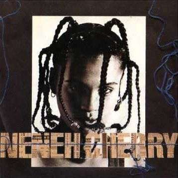Coverafbeelding Buddy X - Neneh Cherry