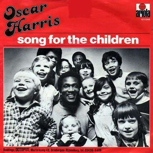 Coverafbeelding Song For The Children - Oscar Harris