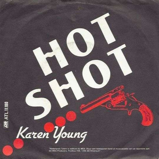 Coverafbeelding Karen Young ((USA)) - Hot Shot