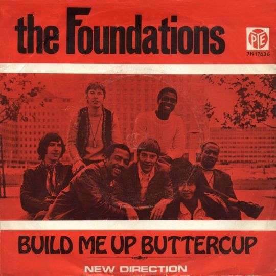 Coverafbeelding Build Me Up Buttercup - The Foundations