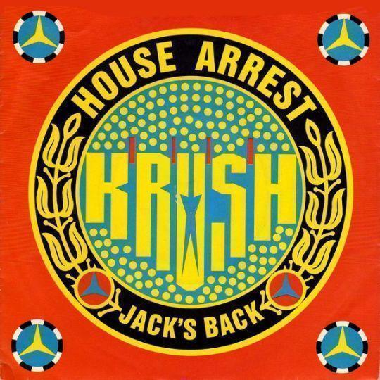 Coverafbeelding Krush - House Arrest