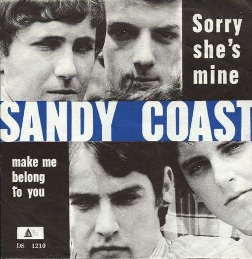 Coverafbeelding Sorry She's Mine - Sandy Coast