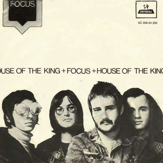 Coverafbeelding House Of The King - Focus