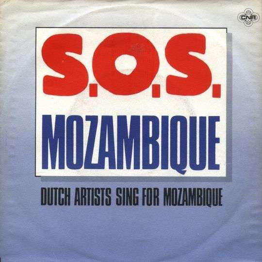 Coverafbeelding Dutch Artists Sing For Mozambique - S.O.S. Mozambique