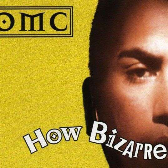 Coverafbeelding OMC - How Bizarre