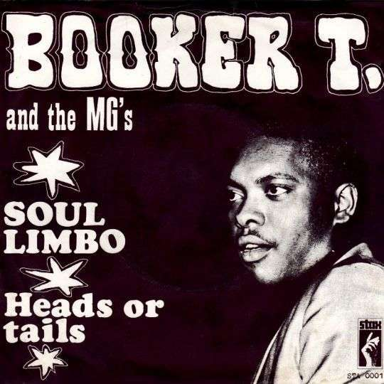 Coverafbeelding Soul Limbo - Booker T. And The Mg's