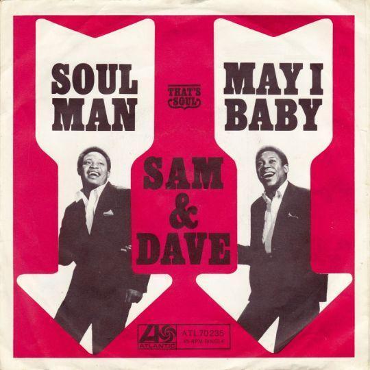 Coverafbeelding Soul Man - Sam & Dave