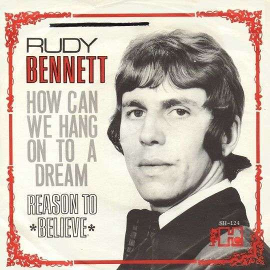 Coverafbeelding Rudy Bennett / Tim Hardin / Tim Hardin - How Can We Hang On To A Dream / Hang On To