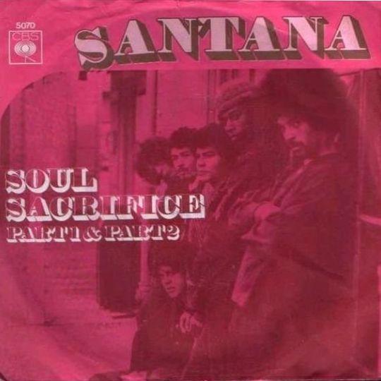 Coverafbeelding Soul Sacrifice - Santana