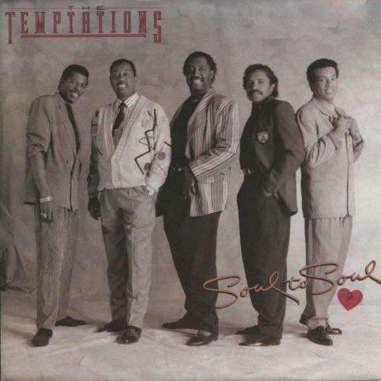 Coverafbeelding Soul To Soul - The Temptations