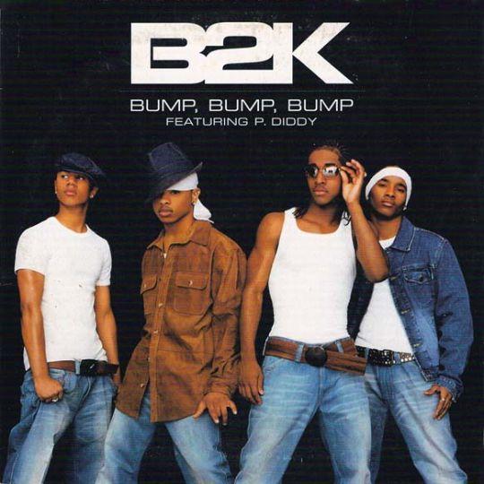 Coverafbeelding Bump, Bump, Bump - B2K Featuring P. Diddy