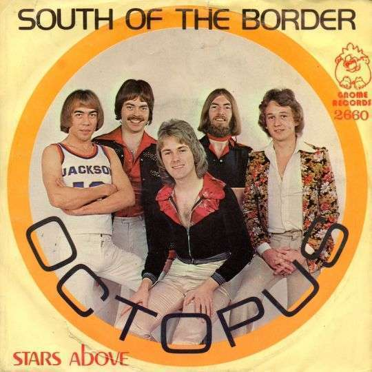 Coverafbeelding South Of The Border - Octopus