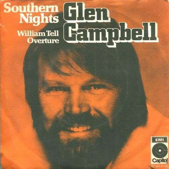 Coverafbeelding Southern Nights - Glen Campbell