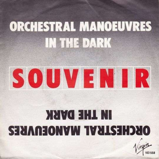 Coverafbeelding Souvenir - Orchestral Manoeuvres In The Dark