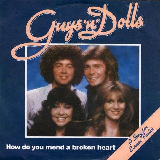 Coverafbeelding How Do You Mend A Broken Heart - Guys 'n' Dolls