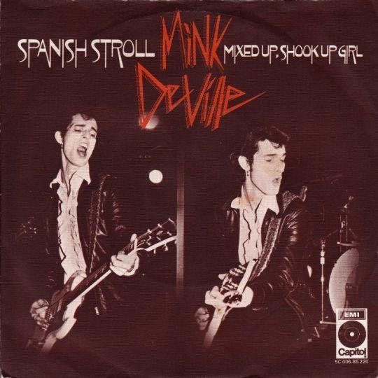 Coverafbeelding Spanish Stroll - Mink Deville