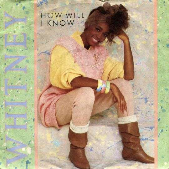 Coverafbeelding Whitney - How Will I Know
