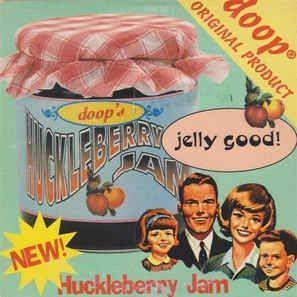 Coverafbeelding Huckleberry Jam - Doop