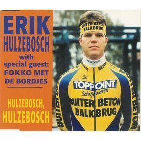 Coverafbeelding Erik Hulzebosch with special guest: Fokko Met De Bordjes - Hulzebosch, Hulzebosch