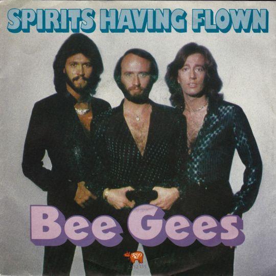 Coverafbeelding Bee Gees - Spirits Having Flown