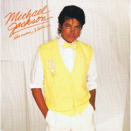 Coverafbeelding Human Nature - Michael Jackson